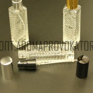 Флакон для духов стекло со спреем 12 ml